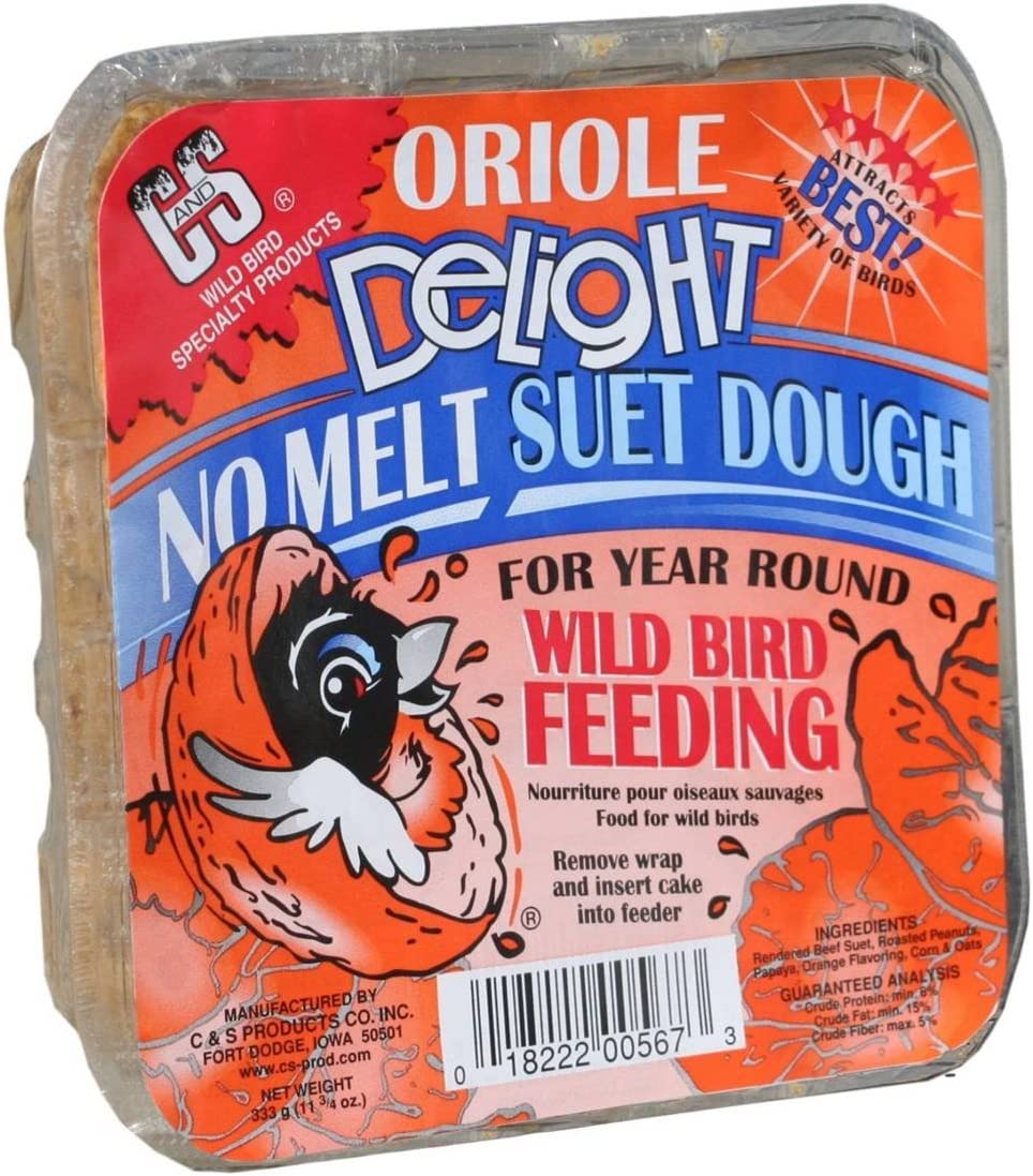 C & S Products Oriole Delight, 12-Piece