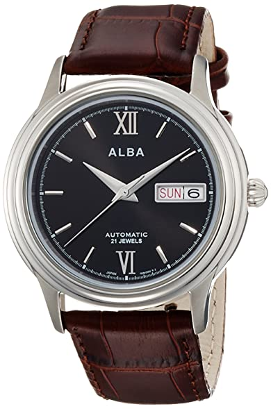 Seiko ALBA watch mechanical Automatic AQHA004 Men
