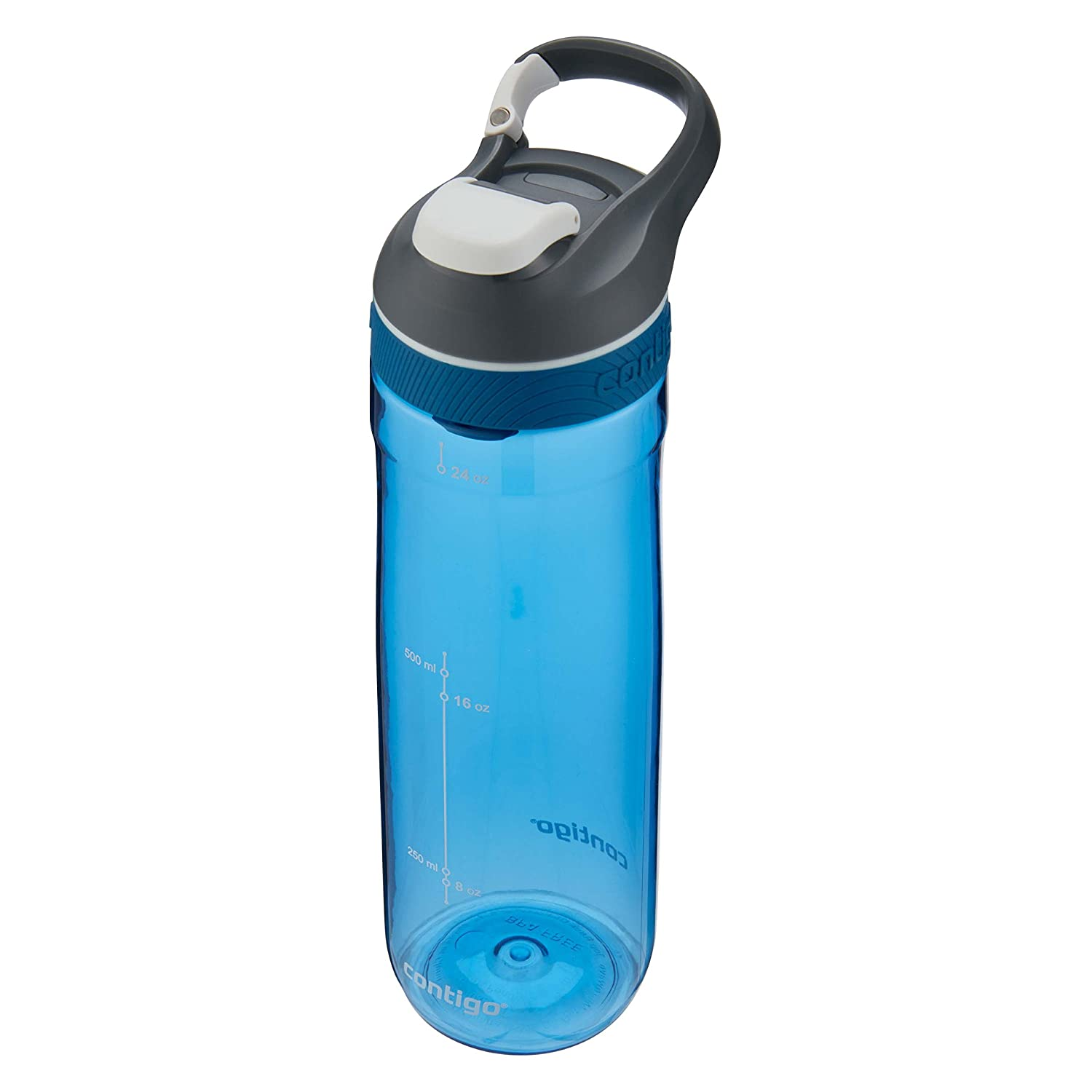 c03995953b Amazon.com: Contigo AUTOSEAL Cortland Water Bottle, 24 oz, Monaco: Kitchen  & Dining