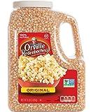 Orville Redenbacher's Gourmet Popcorn Kernels, Original Yellow, 8 lb