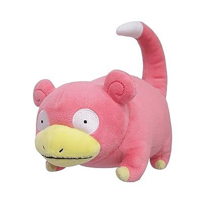 Sanei Pokemon All Star Collection - PP81 - Slowpoke Plush7: Toys & Games