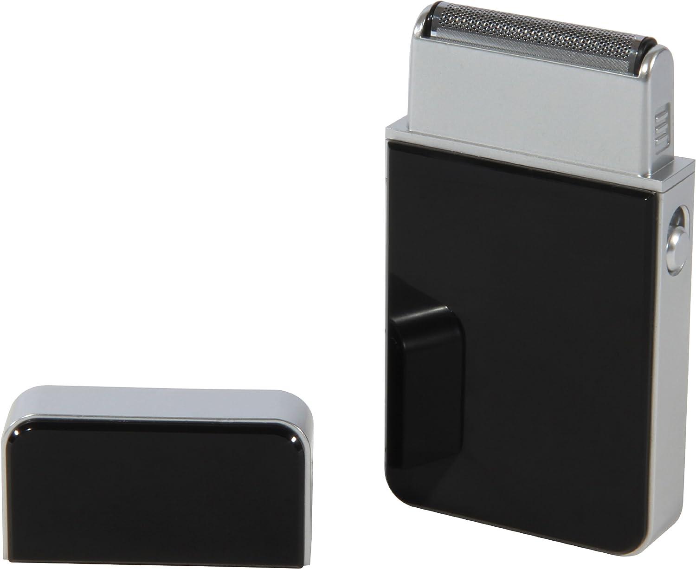 Carmen C82001B - Afeitadora a pilas, color negro: Amazon.es: Salud y cuidado personal