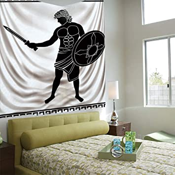 Amazon.com: AngelSept Wall Tapestry Decorative Art Prints ...