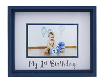Azzure Home Baby Photo Frame For Newborn Girls Or Boys Unique Shower Gift