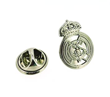 Pin de Traje Real Madrid Acero: Amazon.es: Hogar