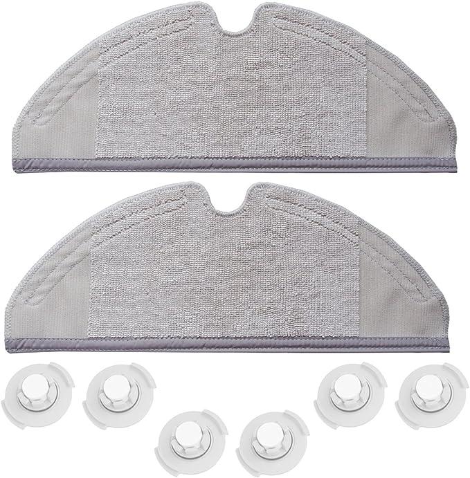 TeKeHom Tapón de filtro de agua y 2 toallitas de microfibra para ...