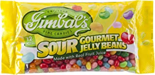 product image for Gimbals Sour Jelly Beans, 13 oz bag, 6 count