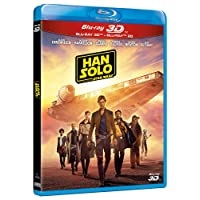 Han Solo Una Historia de Star Wars (Standard BD 3D+2D) [Blu-ray]