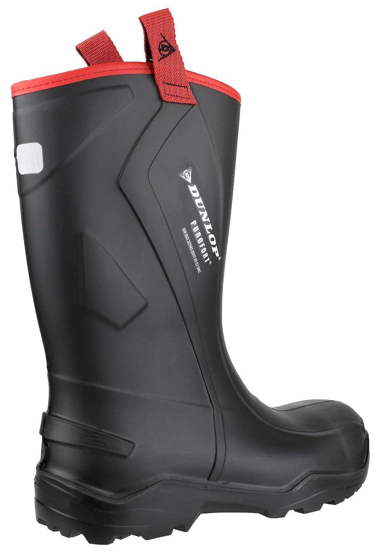 Dunlop Mens Purofort+ Rugged - Bottes de sécurité - Homme nzfgW7U