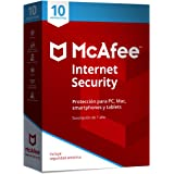 McAfee Internet Security 2018 10 dispositivi