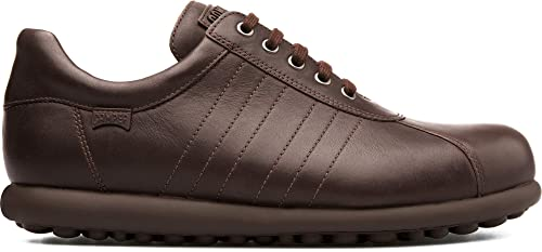 CAMPER Pelotas Ariel Oxford Hombre, Marrone (Dark Brown
