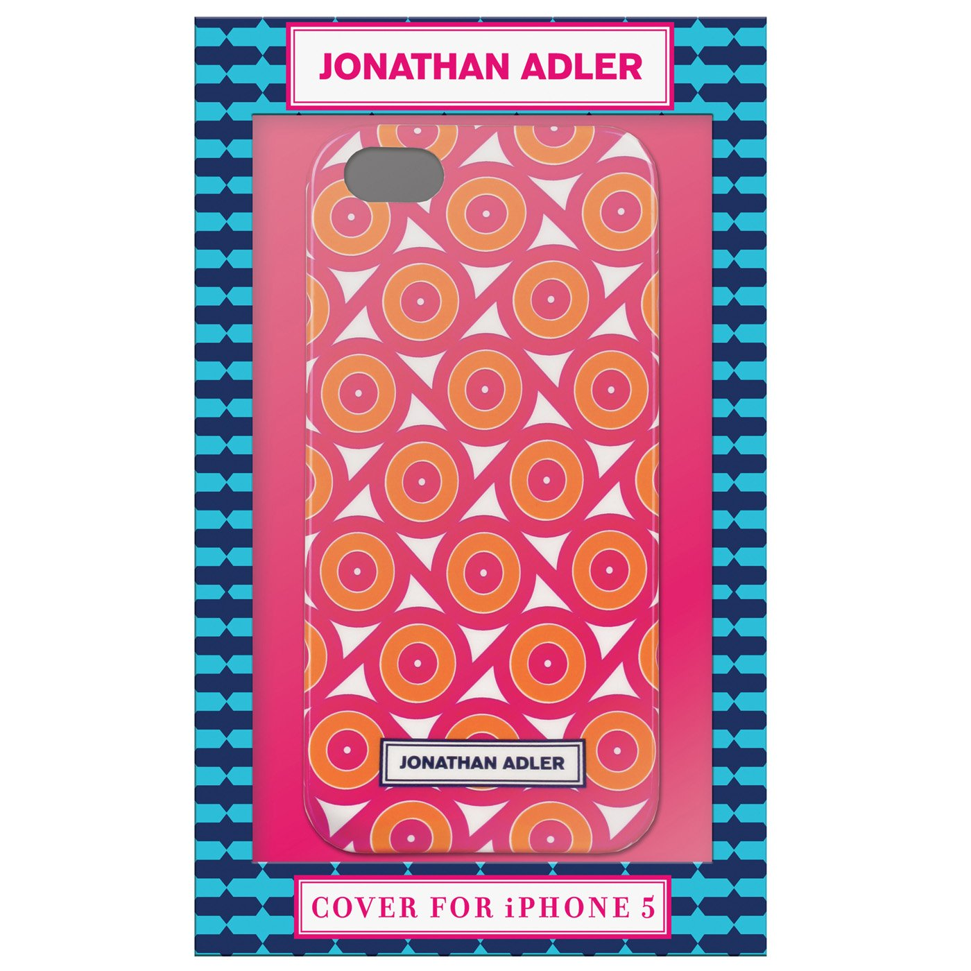 Jonathan Adler iPhone 5 Cover - Archer