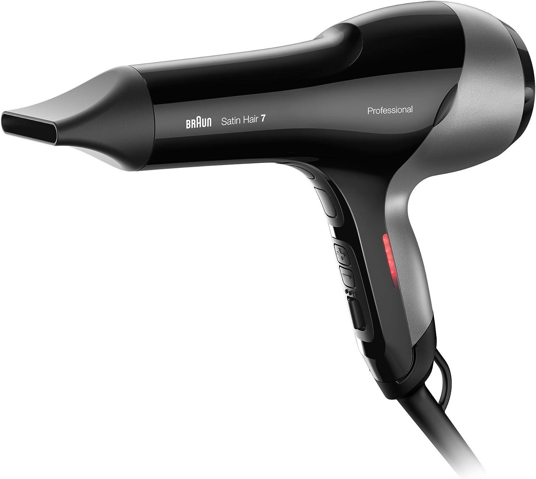 Braun Satin Hair 7 HD780 Professional SensoDryer, Asciugacapelli con Motore AC