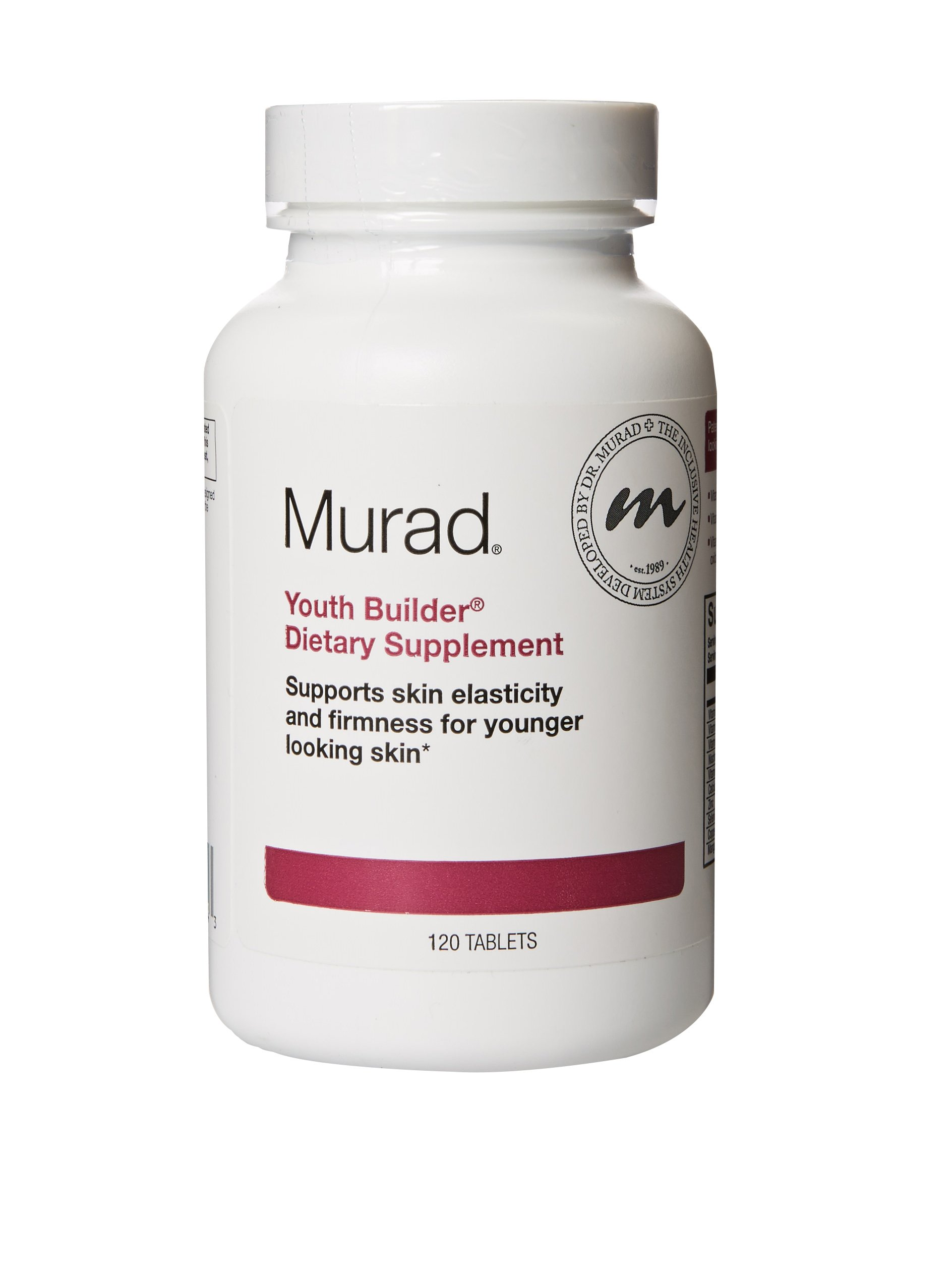Murad Youth Builder Dietary Supplement, 120 tablets (60 day supply)