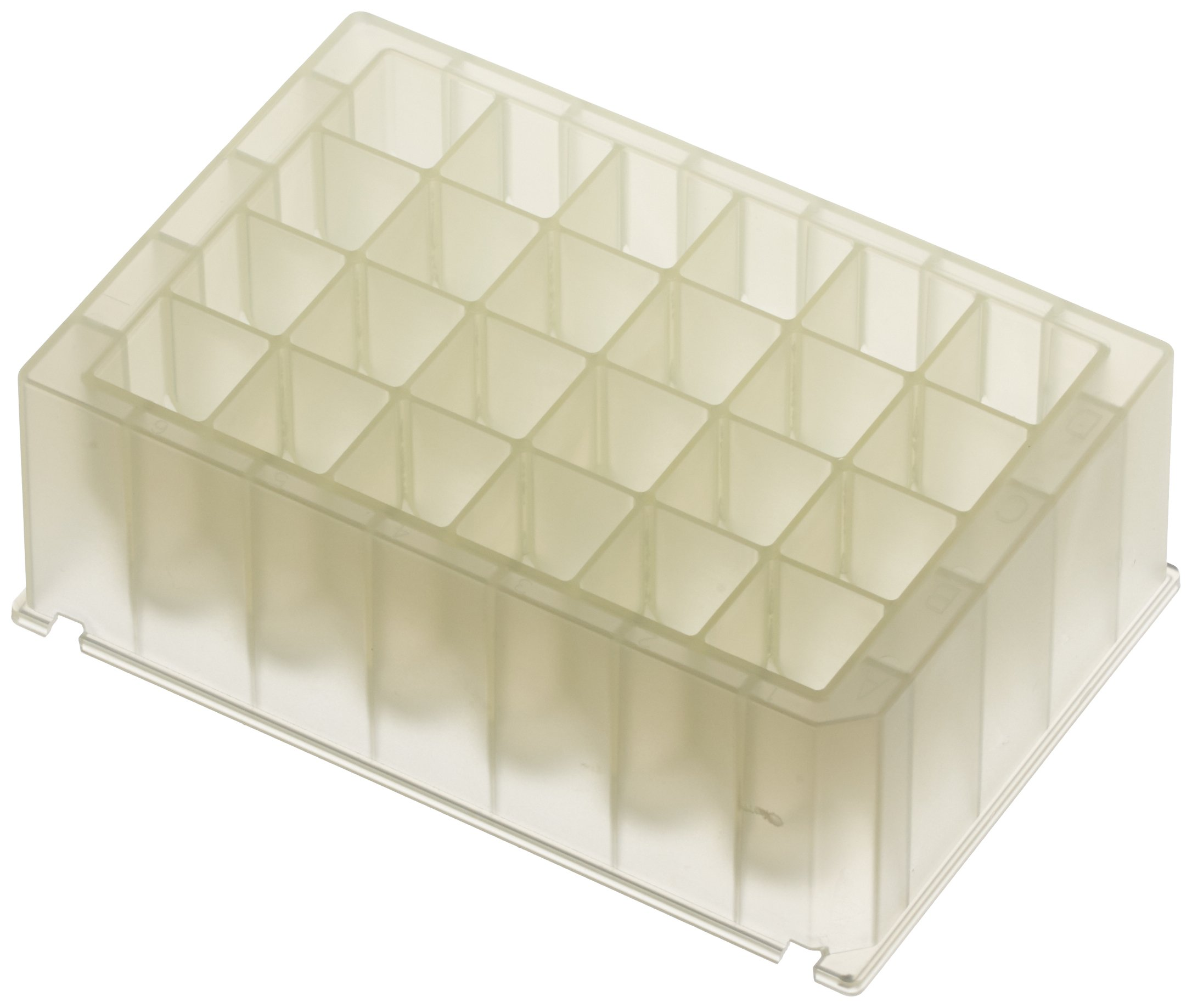 Molecular Bio Products (Auto Equip) 95040480 KingFisher Flex Systems Consumable 24 Deep-Well Plate, Sterile (Pack of 50)