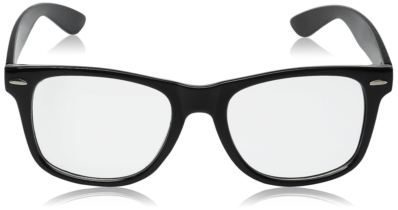 ba8182418df3 Amazon.com  GENERIC Retro Clear Lens Eye Glasses