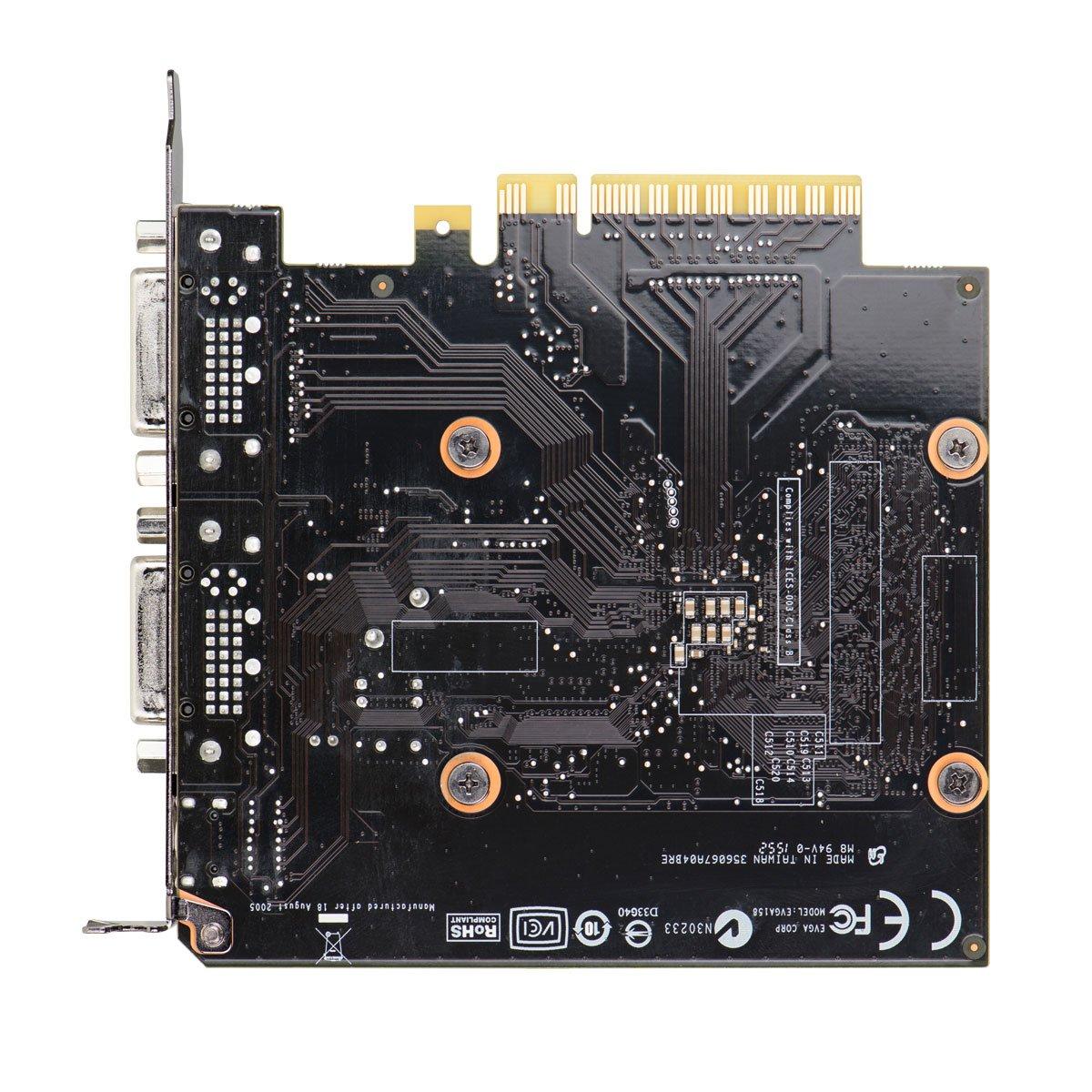 EVGA GT 710 2GB DDR3 64bit Single Slot, Dual DVI 02G-P3-2717-KR by EVGA (Image #7)