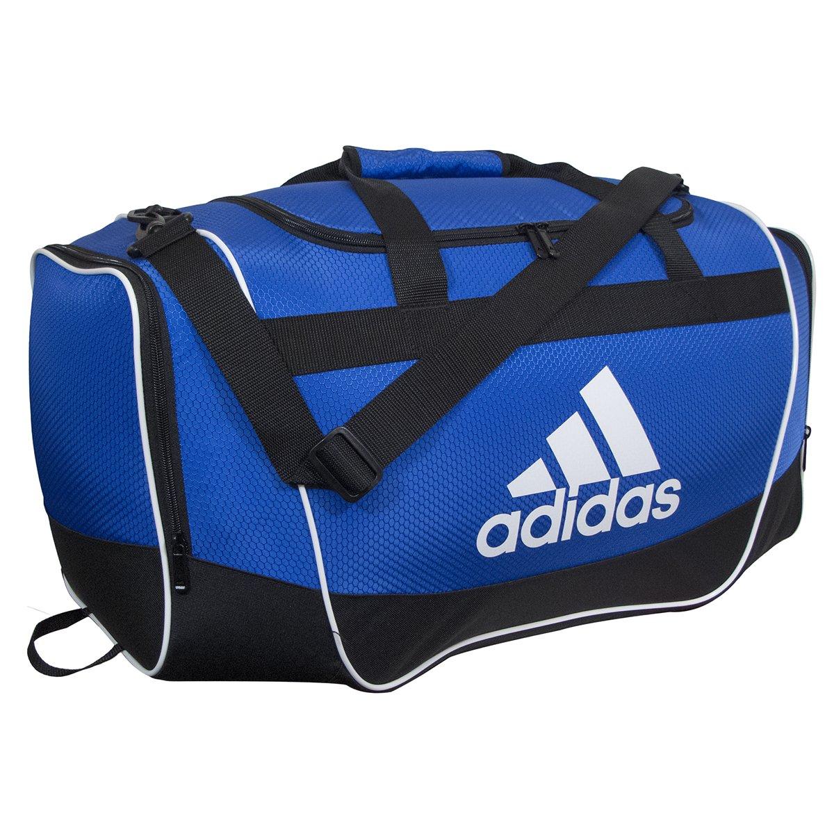 d238aa951dfa6d Amazon.com: adidas Defender II Duffel Bag: Clothing