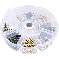Bouwmarkt, ijzerwaren, N?gel, schroeven bevestigingen, schroeven, kruiskopschroeven 1mm Nagel 1 mm spijker.