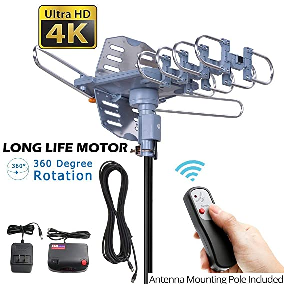 Review pingbingding Outdoor TV Antenna