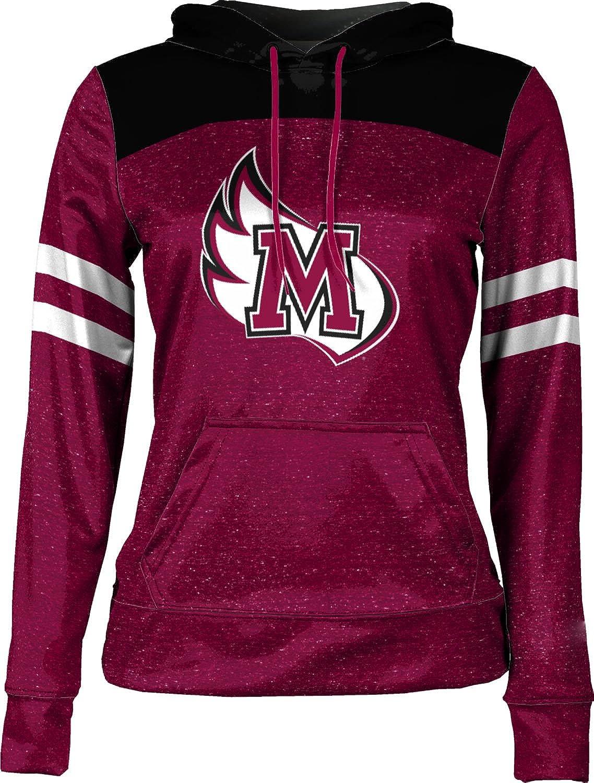 Gameday School Spirit Sweatshirt ProSphere Meredith College Girls Pullover Hoodie
