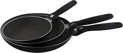 J.A. Henckels International 3-Piece Capri Granitium Nonstick Fry Pans Review