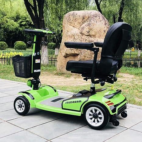 Gjx Veicolo Elettrico A Quattro Ruote Scooter Pieghevole Di Nuova