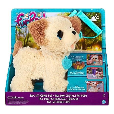Hasbro B3527eu4 Fur Real Friends Pax Il Cane Che Fa La Cacca E