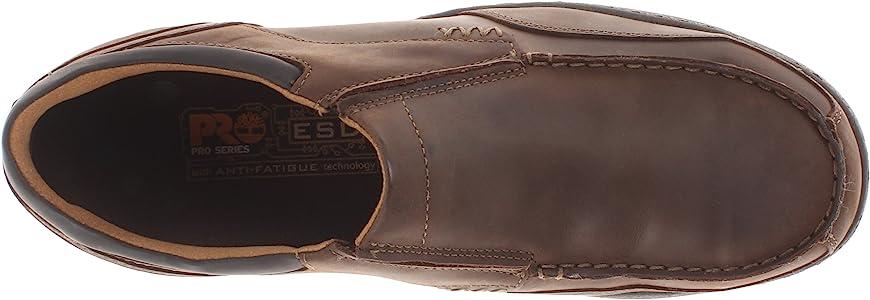 Branston Moc Toe Slip-On Work Shoe