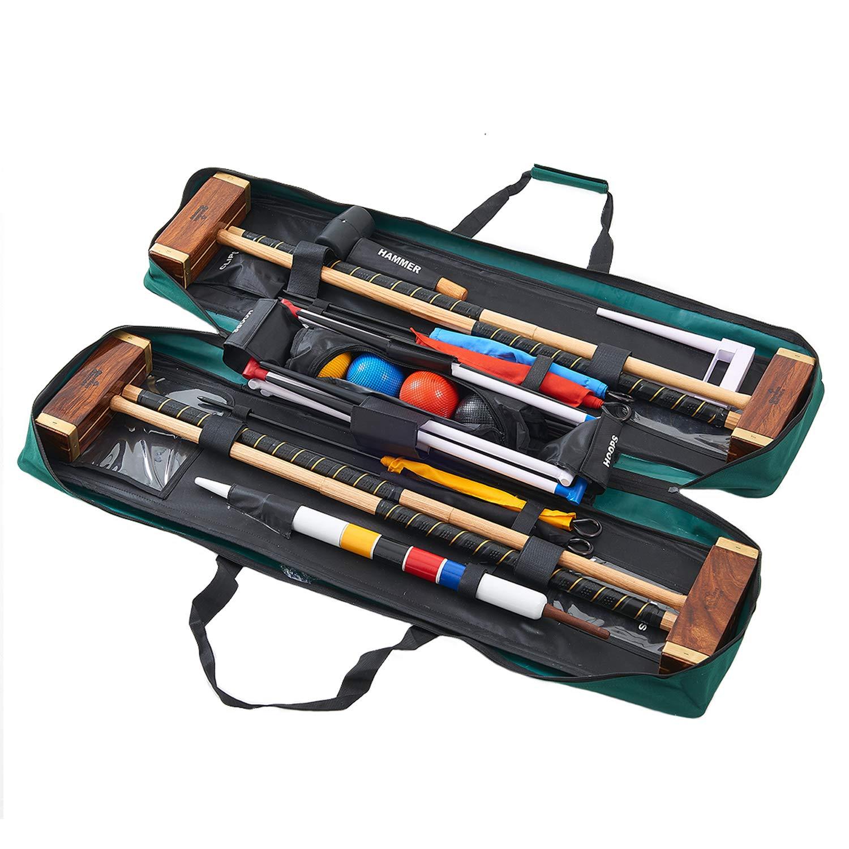 envío rápido en todo el mundo Garden Garden Garden Games Challenger Croquet Set in Toolkit Bag  autorización oficial