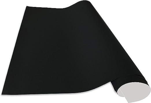 Tama/ños: 50x70cm|100x50cm|100x75cm|100x150cm|100x250cm|100x300 cm|100x500cm 2xTizas y Set de 10 imanes Pizarra vinilica y//o magn/ética autoadhesiva en diferentes tama/ños color gris 50x70 cm inkl