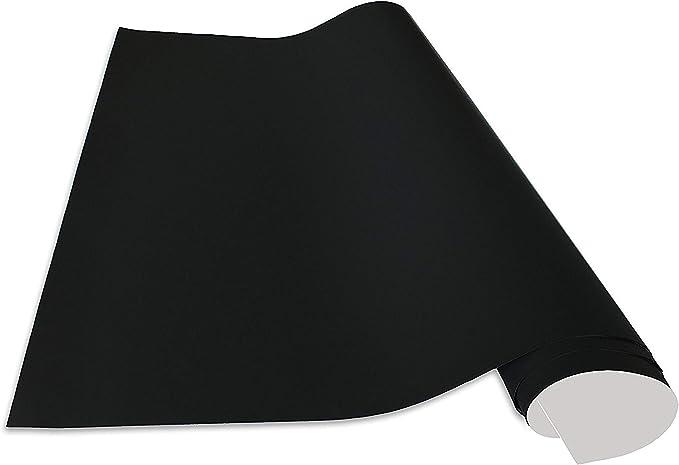 Pizarra vinilica y//o magn/ética autoadhesiva en diferentes tama/ños 2xTizas y Set de 10 imanes Tama/ños: 50x70cm|100x50cm|100x75cm|100x150cm|100x250cm|100x300 cm|100x500cm inkl 100x150 cm color gris