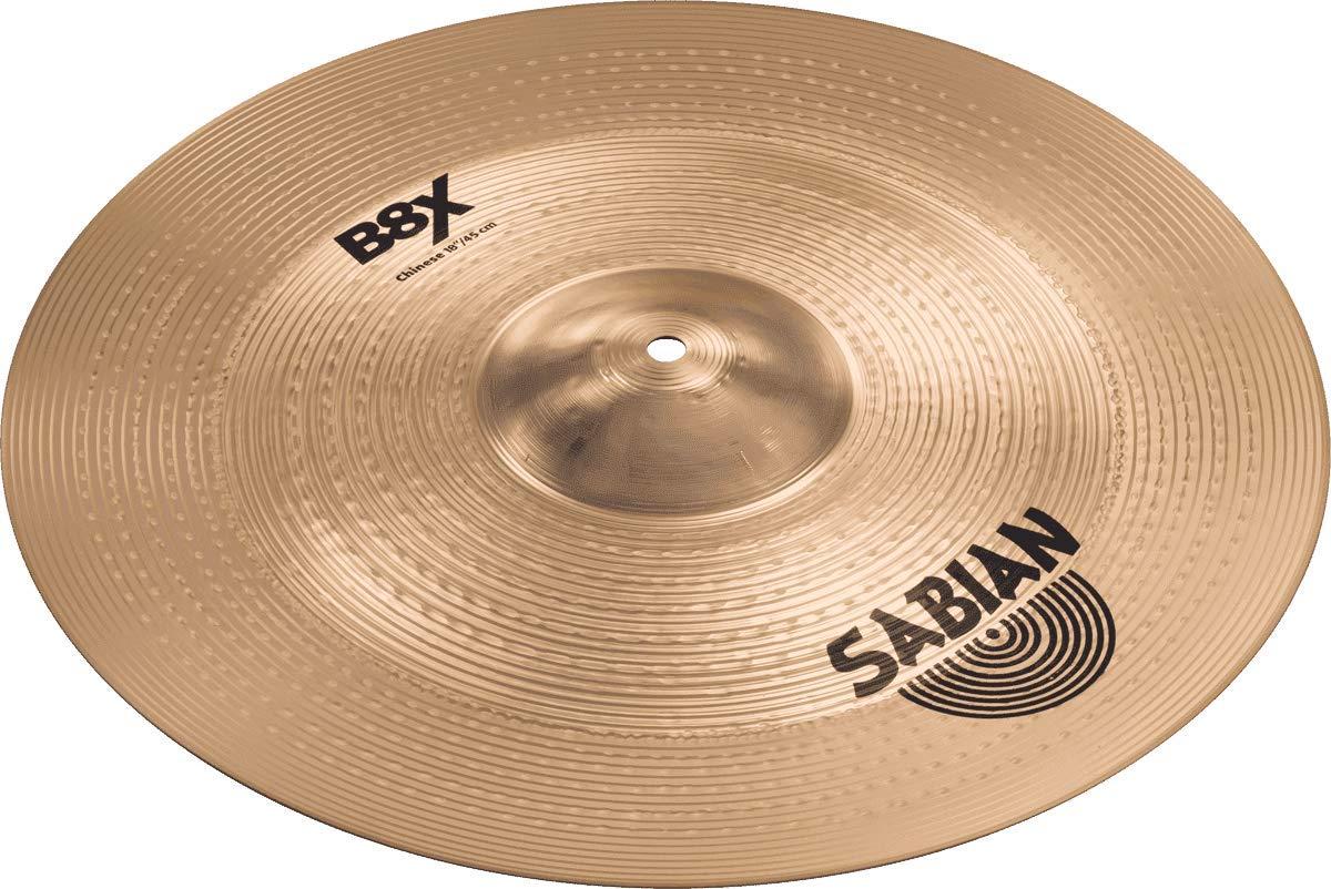 Sabian B8X 18'' Chinese Cymbal by Sabian