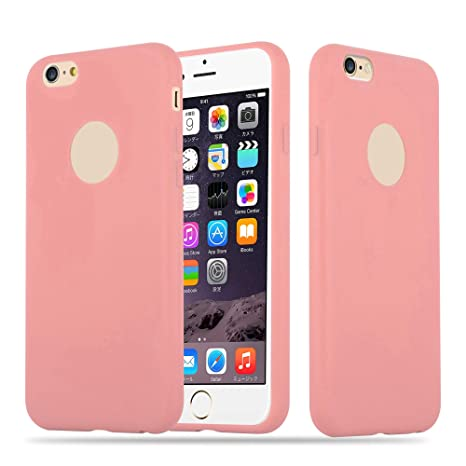 coque iphone 6 apple rose