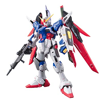 Bandai Hobby #11 RG Destiny Gundam Model Kit, 1/144 Scale: Toys & Games