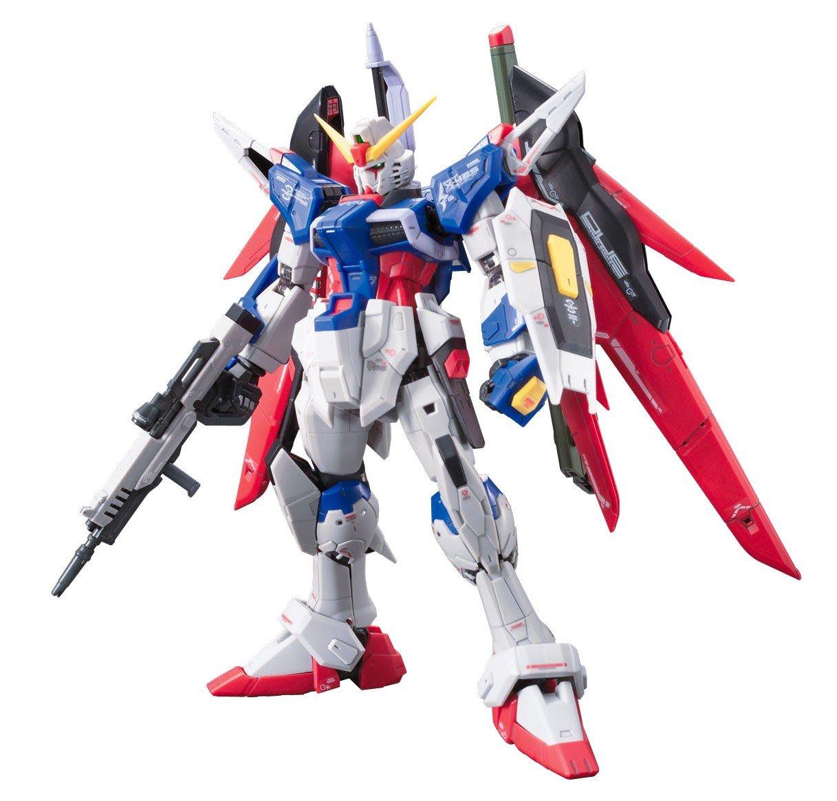 Bandai - Figura articulada Gundam (BAN181595)
