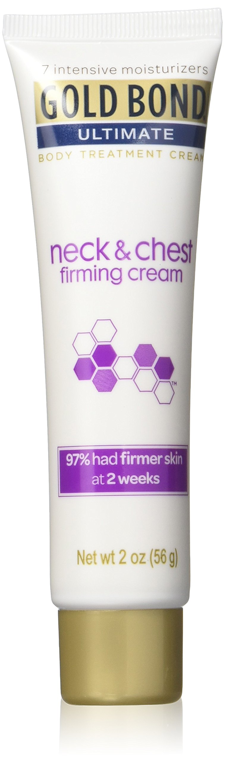 Gold Bond Ultimate Firming Neck & Chest Cream - 2 Oz (pack of 2) by Gold Bond