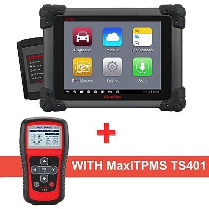 Automotive Scan Tool >> Amazon Com Autel Maxisys Ms908 Automotive Diagnostic Scanner Tool