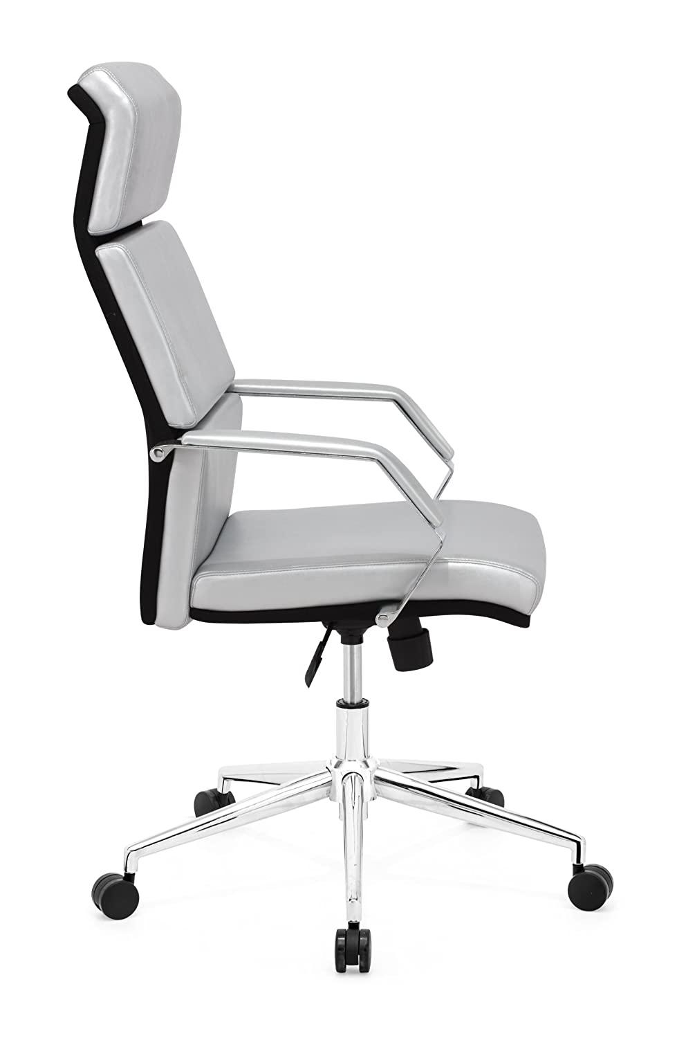 Marvelous Amazon.com: Zuo Modern Lider Pro Office Chair, Silver: Kitchen U0026 Dining