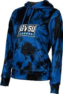 Ombre ProSphere Grand Valley State University Womens Zipper Hoodie School Spirit Sweatshirt