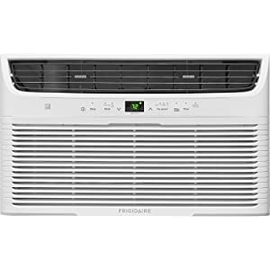 Frigidaire Home Comfort White 12,000 BTU 10.5 Eer 230V Through-The-Wall Air Conditioner - FFTA1233U2