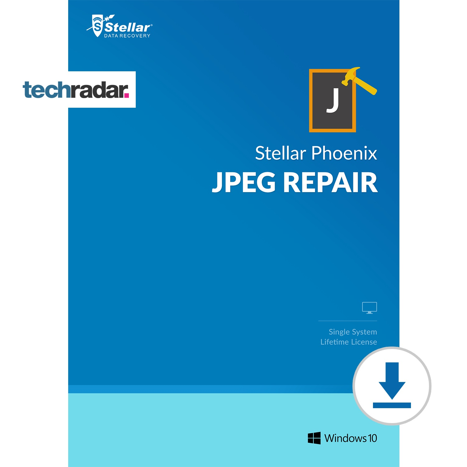 Stellar Phoenix JPEG Repair (Windows) [Download] by Stellar Data Recovery