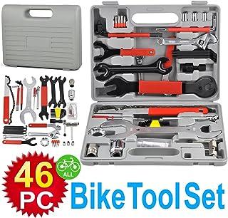 chinkyboo® 46pcs Vélo Cyclisme Pour Réparation et entretien d'outil outils Kit Set
