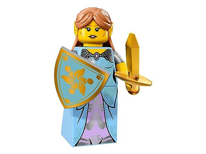 Lego Minifigures Series 17 - #15 ELF GIRL Minifigure - (Bagged) 71018