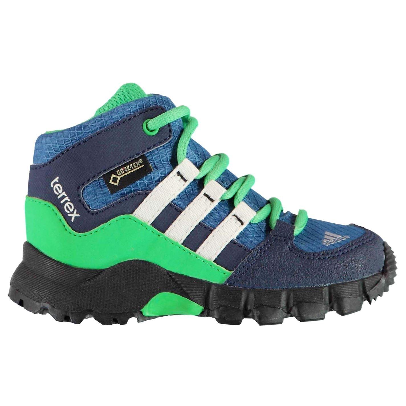 adidas Terrex Mid GTX I, Zapatos de Primeros Pasos Unisex bebé AQ5687