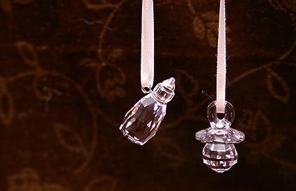 Cristales Swarovski par mis primeros años los chupetes y biberones ...