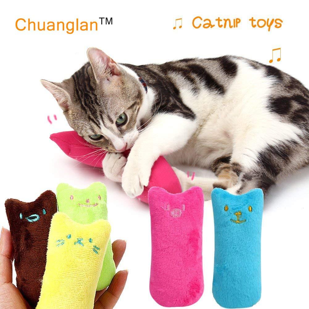Juguetes para gatos con forma de pez Da.Wa juguetes interactivos para gatos y gatos