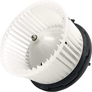 BOXI Front HVAC Blower Motor Fan Assembly for 2003-2011 Cadillac Escalade/Chevrolet Avalanche/Silverado/Suburban/GMC Sierra/Yukon 89019320 700191
