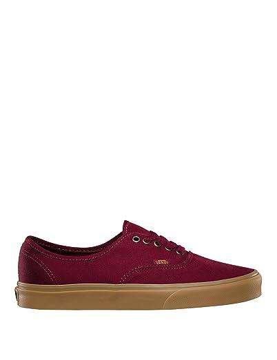 Unisex-Adult Authentic Shoes Size: 9.5 D(M) US Mens / 11 B(M) US Womens Color: (Light Gum) Port Royale