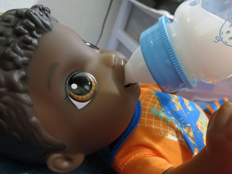 Amazon.com: Juego personalizado para Baby Alive Muñeca Luke ...